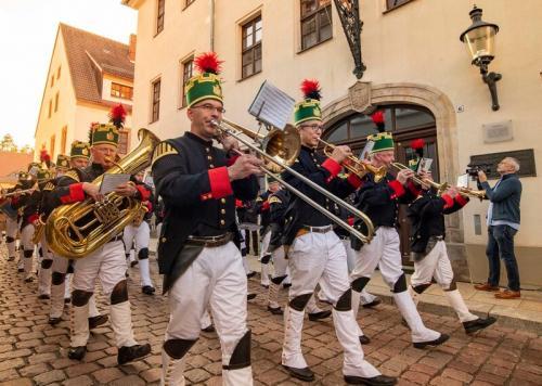 Bergmusikkorps Saxonia Freiberg